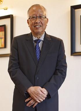 Tan Sri Datuk Dr Abdul Samad bin Haji Alias